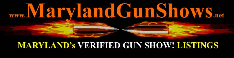 Maryland Gun Shows MD Gun Show